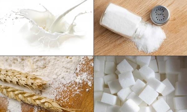 I-veleni-bianchi-sale-zucchero-farina-e-latte-600x360